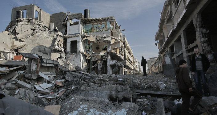 Filistin İsrail Kalıntıları