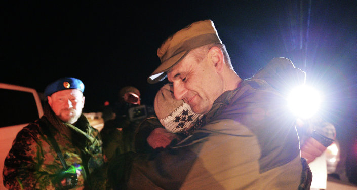 Donbass'ta esir takası