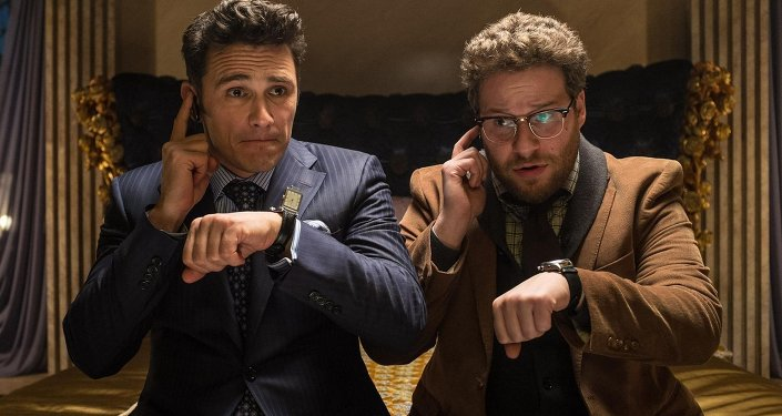 The Interview Filmi