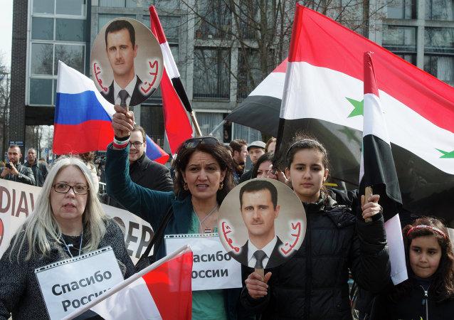 Suriye-Beşar Esad