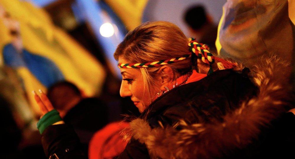 Almanya'da PKK destekçilerinden miting