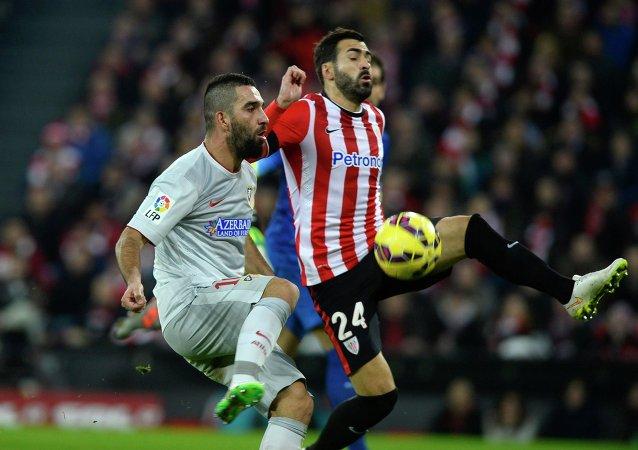 Atletico Madrid-Arda Turan