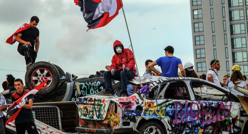 Taksim - Gezi Parkı olayları