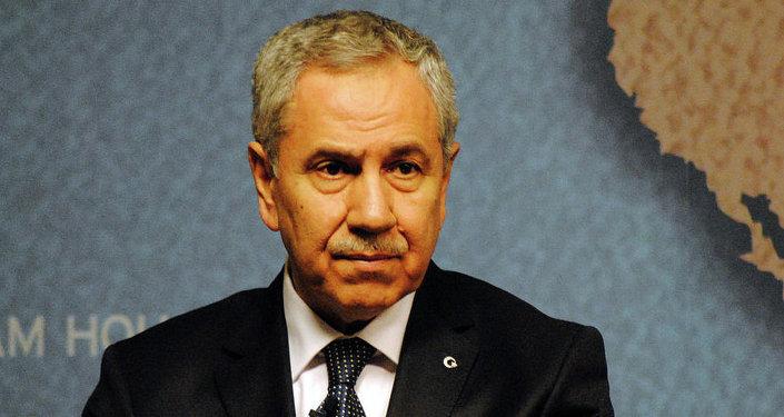 Türkiye Başbakan Yardımcısı Bülent Arınç