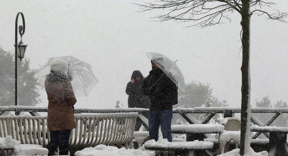 Hava Durumu-Kar