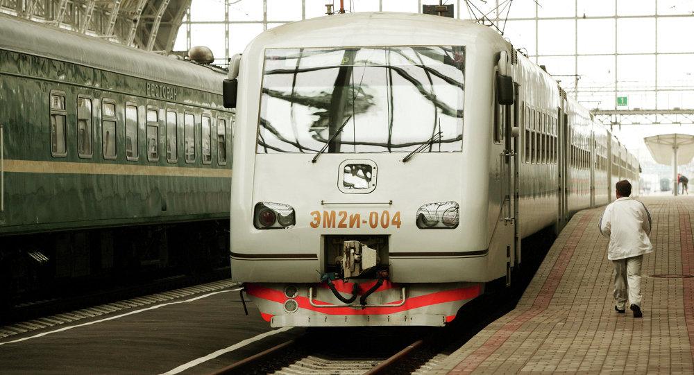 Moskova'daki Kiev Garı