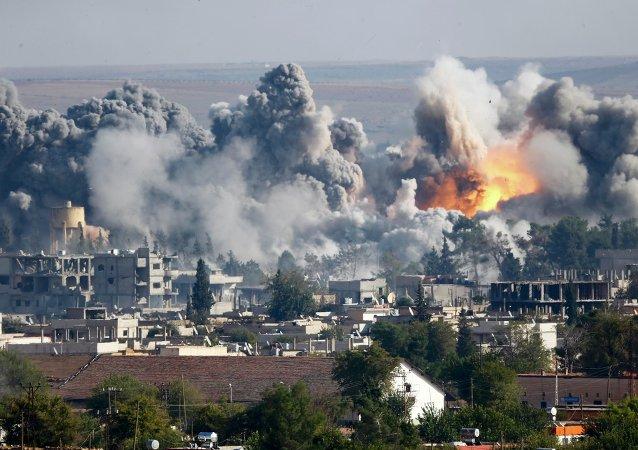 Suriye-Kobani