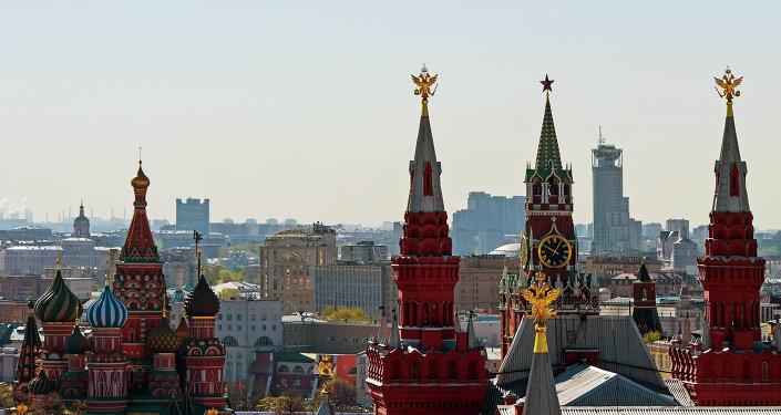 Moskova'dan bir görüntü