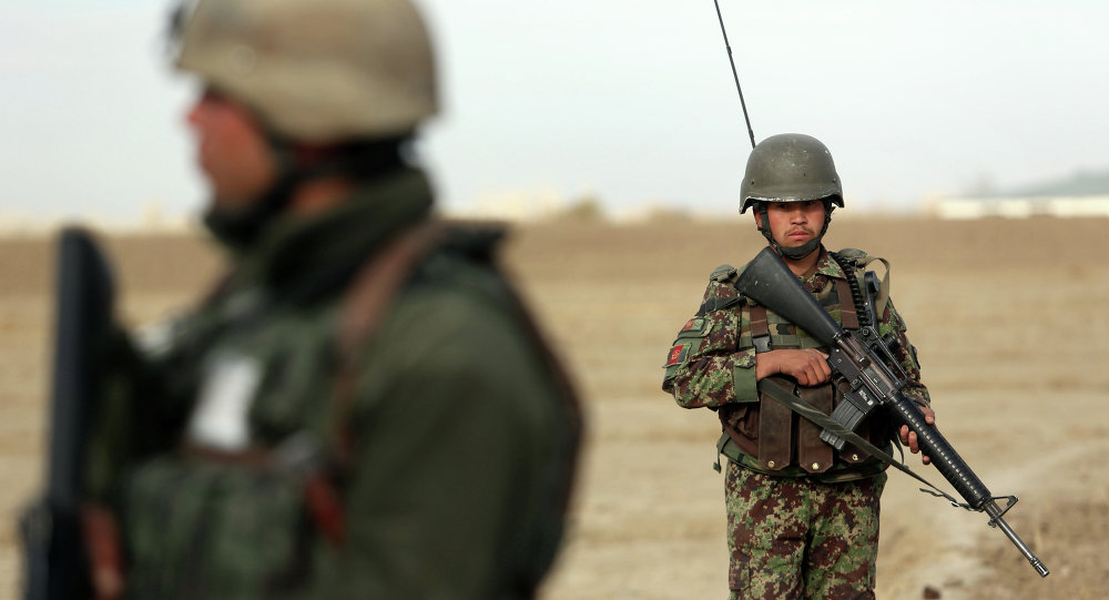 Afganistan'daki NATO misyonu