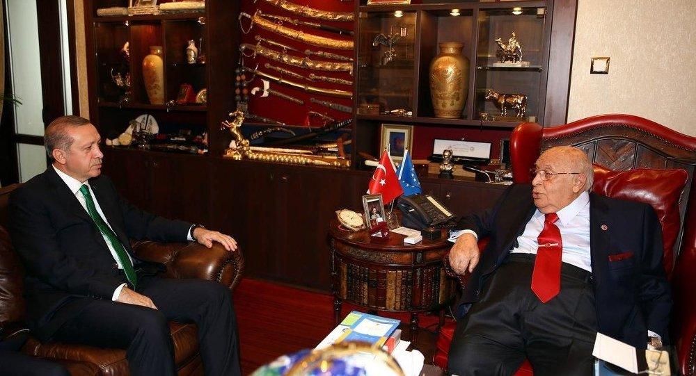 Türkiye Cumhurbaşkanı RecepTayyip Erdoğan