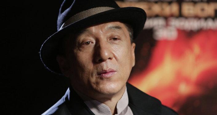 Jackie Chan, Moskova'da