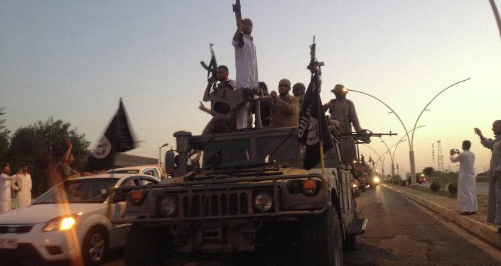 IŞİD - Ortadoğu