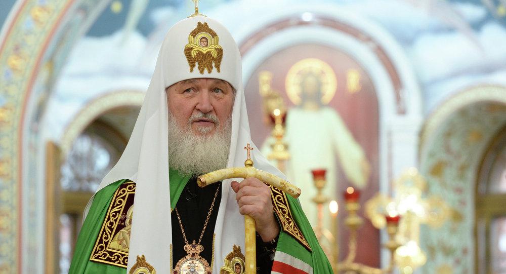 Patrik Kirill: Ukrayna'da kurulan yeni kilise iki şizmatik grubun birleşmesinden ibaret