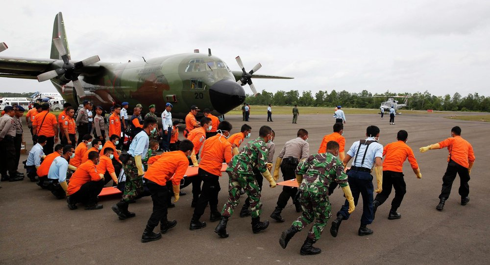Endonezya'dan Singapur'a giderken düşen AirAsia uçağı