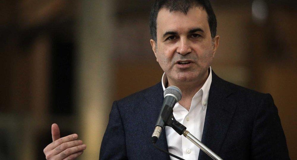 Türkiye Kültür ve Turizm Bakanı Ömer Çelik