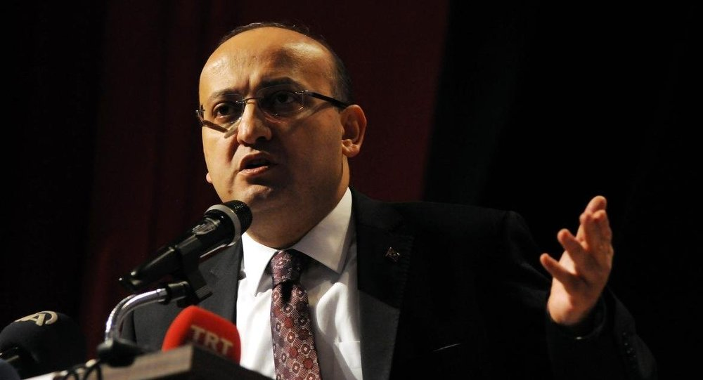 Türkiye Başbakan Yardımcısı Yalçın Akdoğan
