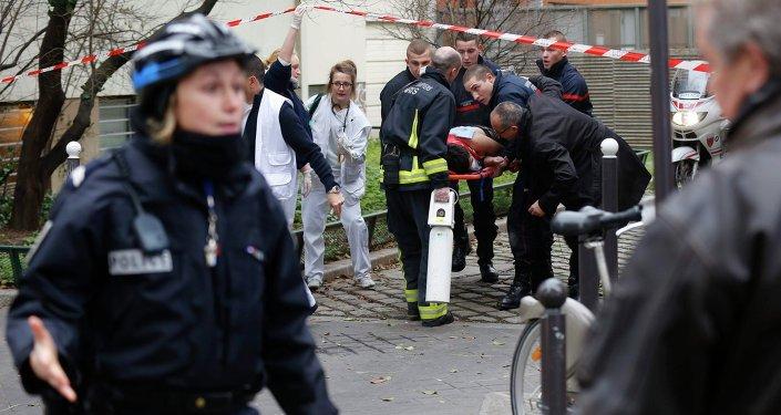 Fransız mizah dergisi  Charlie Hebdo'ya saldırı