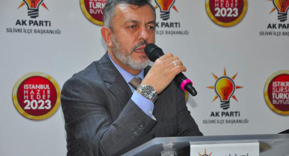AK Parti İstanbul Milletvekili Harun Karaca