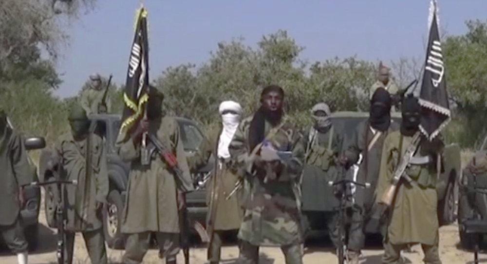 Radikal İslamcı Boko Haram örgütü