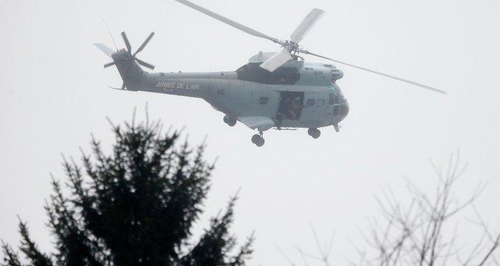 Paris saldırısı zanlılarına operasyon