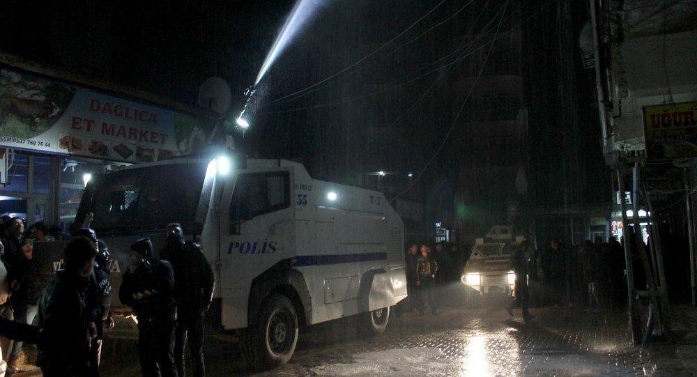 Türk polisi-Operasyon