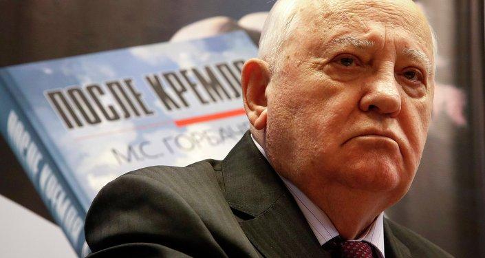 Sovyetler Birliği'nin son lideri Mihail Gorbaçov