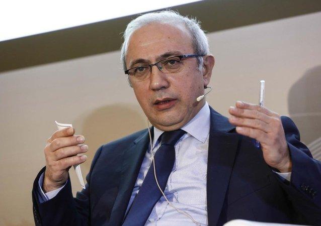 Ulaştırma, Denizcilik Ve Haberleşme Bakanı Lütfi Elvan
