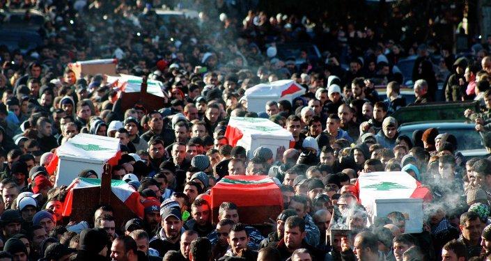 Nusra Cephesi, Lübnan'ı kana buladı