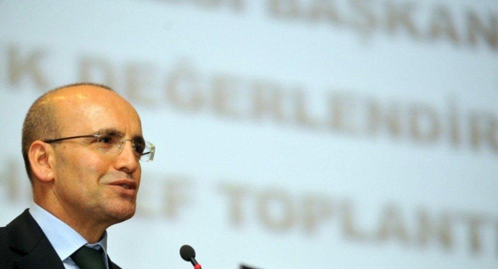Türkiye Maliye Bakanı Mehmet Şimşek