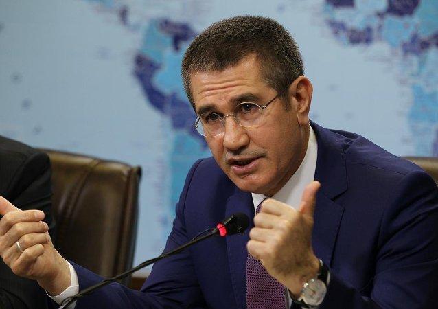 Türkiye Gümrük ve Ticaret Bakanı Nurettin Canikli