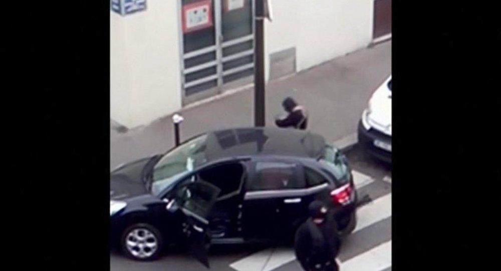 Charlie Hebdo saldırı