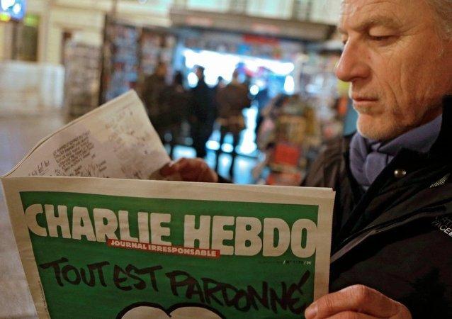 Charlie Hebdo'nun yeni sayısı