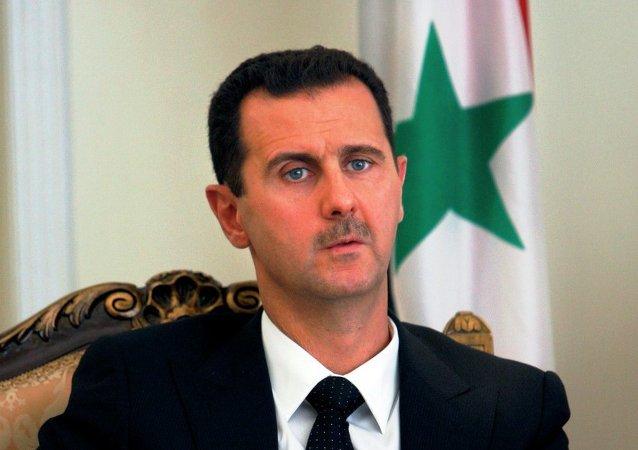Suriye Devlet Başkanı Beşar Esad