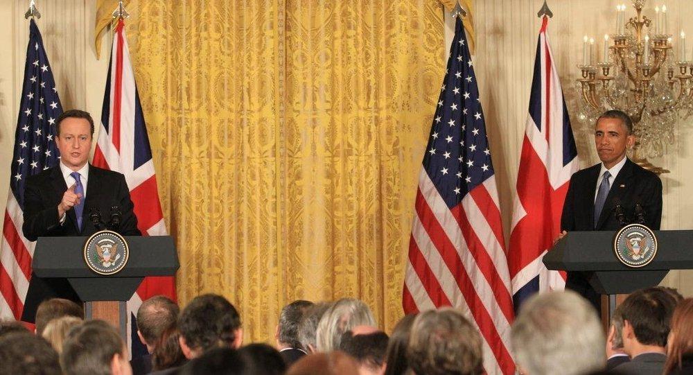 Barack Obama-David Cameron