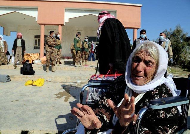 IŞİD, rehin tuttuğu 198 Ezidi'yi serbest bıraktı.