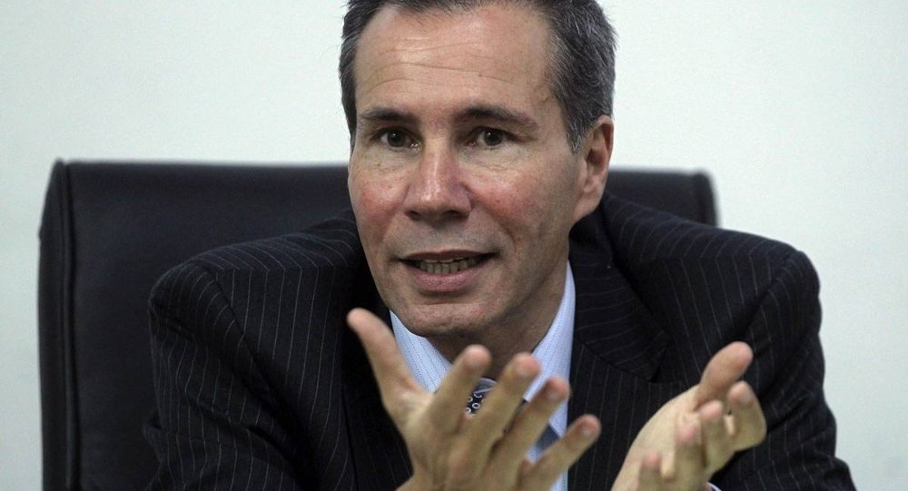 Arjantinli savcı Alberto Nisman