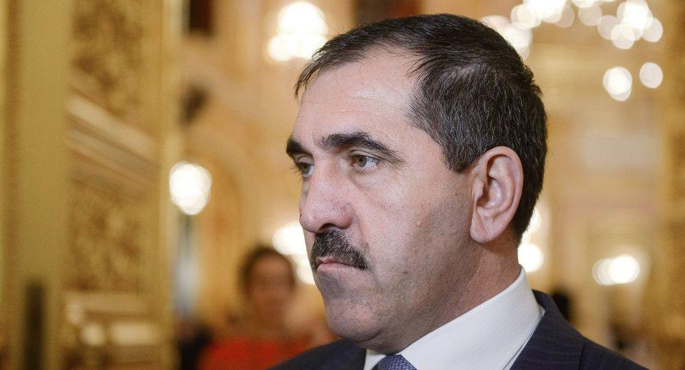 Rusya Federasyonu cumhuriyetlerinden İnguşetya'nın Başkanı Yunus Bek Yevkurov