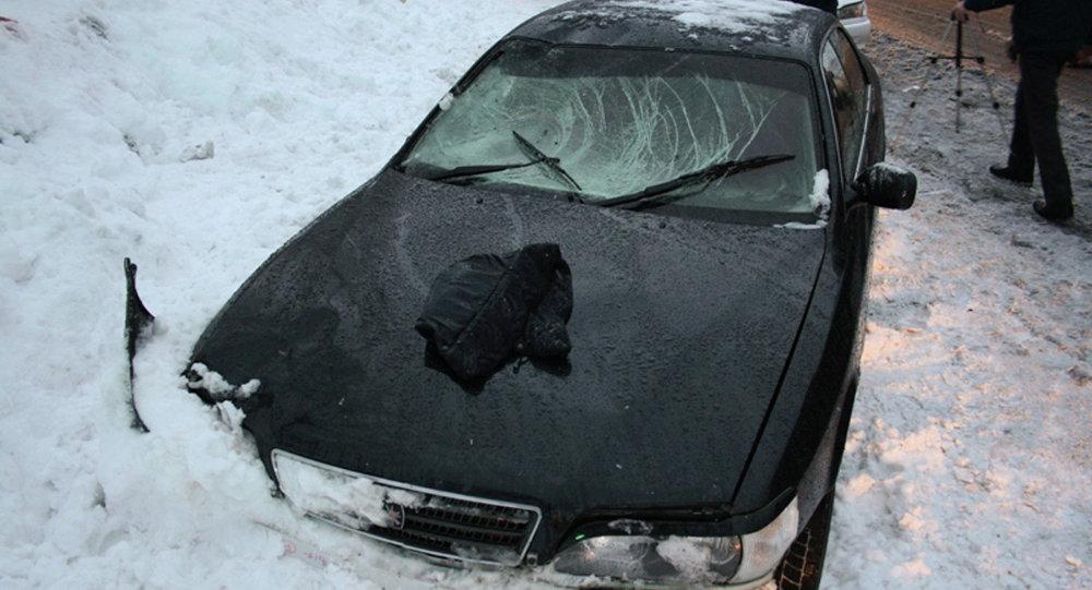 Kamçatka'da kış