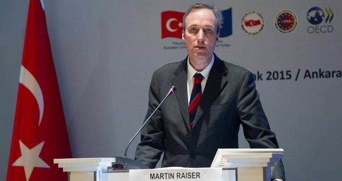 Dünya Bankası Türkiye Direktörü Martin Raiser
