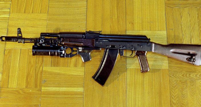 Kalaşnikof AK-47
