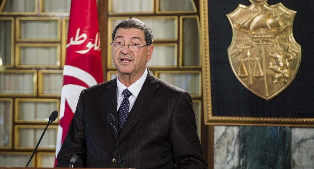 Tunus Başbakanı El-Habib es-Sıyd