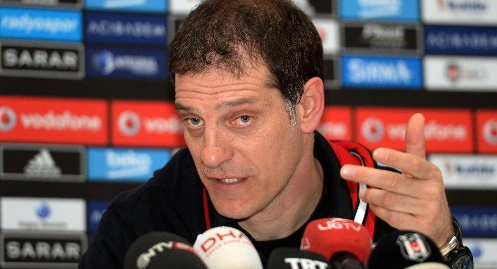Beşiktaş teknik direktörü Slaven Bilic