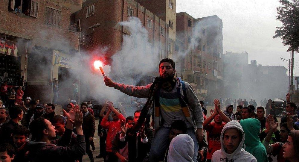 Mısır'da darbenin yıldönümü