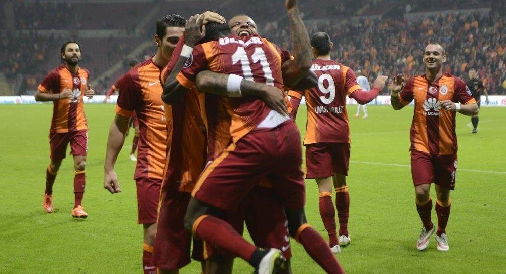 Galatasaray Çaykur Rize'yi mağlup etti