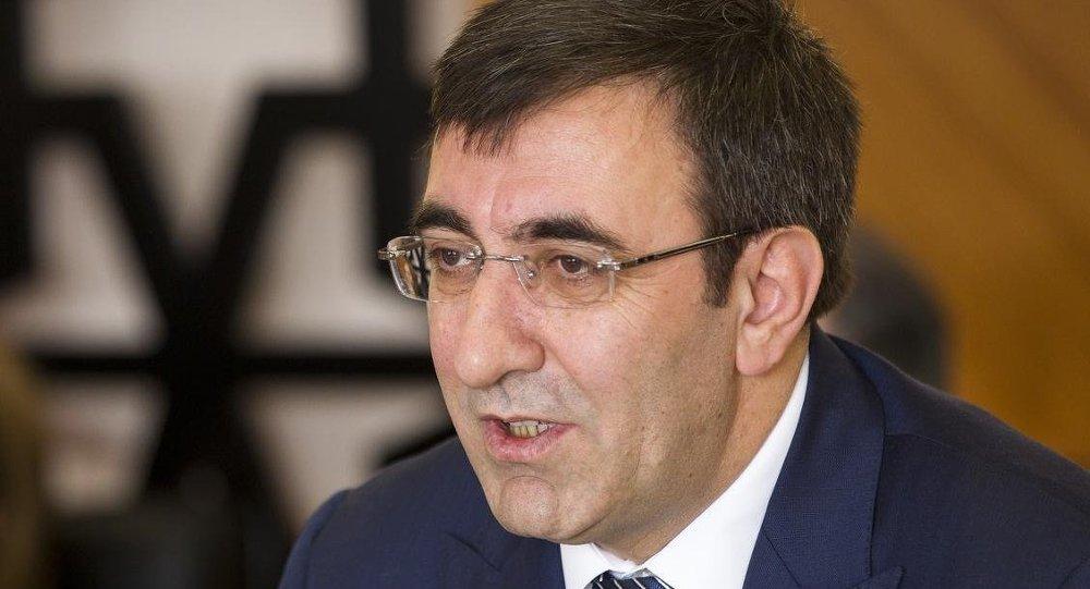 Kalkınma Bakanı Cevdet Yılmaz