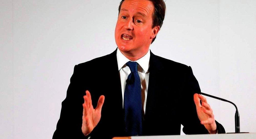 İngiltere Başbakanı David Cameron