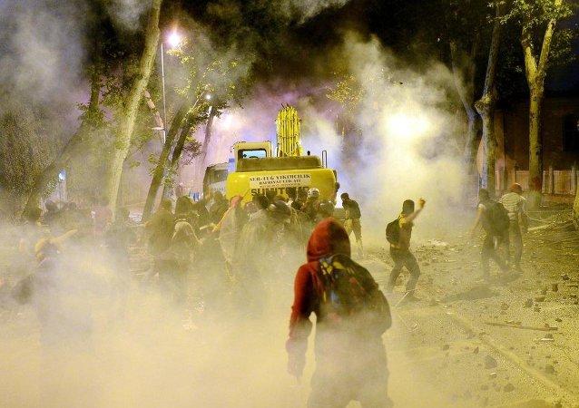 Gezi Parkı olayları