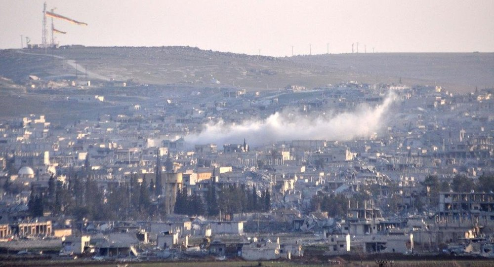 ABD Kobanide radar sistemi kurdu YPG doğruladı 43