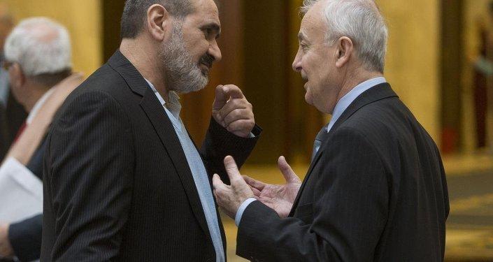 Rusya'daki Suriye toplantısı başladı