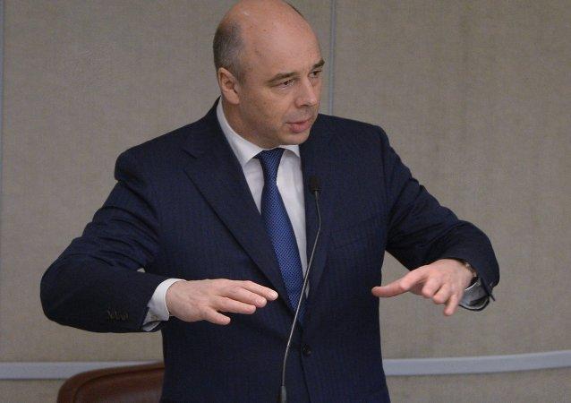 Rusya Finans Bakanı Anton Siluanov